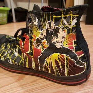 "Converse ""The Dark Knight Rises"" Bane sz M12"